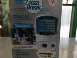 Anti zanzare portatile senza fili