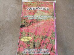 Terriccio per acidofile pronto per l'uso 20L
