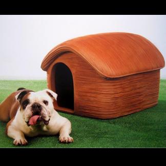 Cuccia per cani dimensione piccola, media e grande, colore anticato