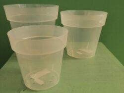 FIORIERE VASI IN PLASTICA